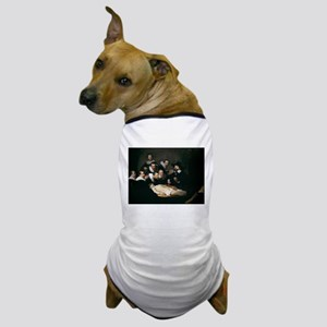 Anatomy Lecture of Dr Nicolae Dog T-Shirt