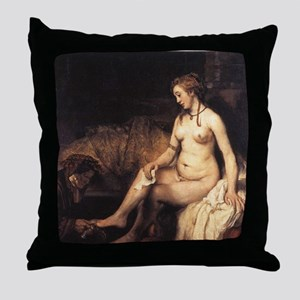 Bathsheba Throw Pillow
