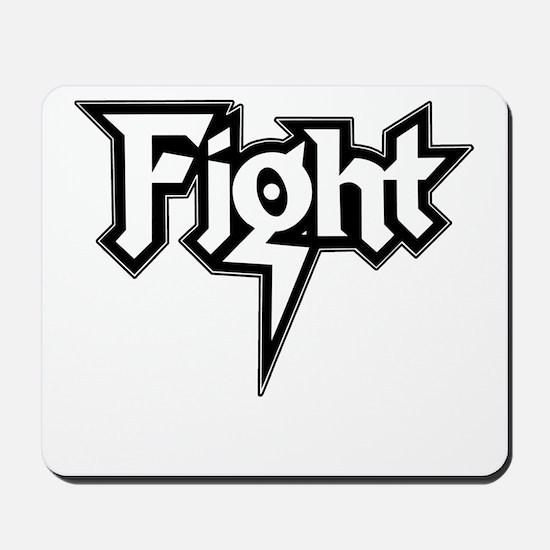 Fight Mousepad