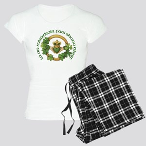 Mother's Day (Claddagh) Women's Light Pajamas
