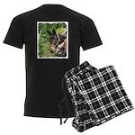 Mule Men's Dark Pajamas