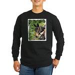 Mule Long Sleeve Dark T-Shirt