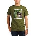 Mule Organic Men's T-Shirt (dark)