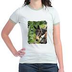 Mule Jr. Ringer T-Shirt