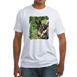 Mule Fitted T-Shirt