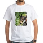 Mule White T-Shirt