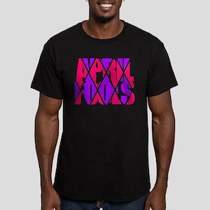 April Fools Men's Fitted T-Shirt (dark)