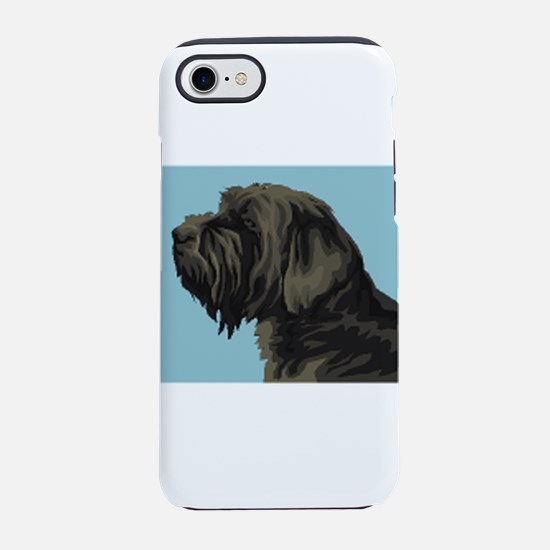 Wirehaired Pointing Griffon Iphone 7 Tough Case