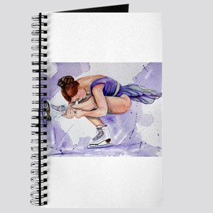 Purple Haze Figure Skater Journal