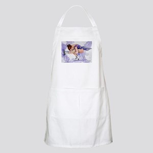 Purple Haze Figure Skater Apron