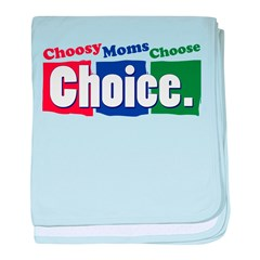 Choice baby blanket