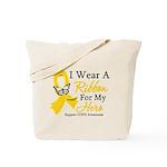 COPD Ribbon Hero Tote Bag