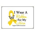 COPD Ribbon Hero Banner