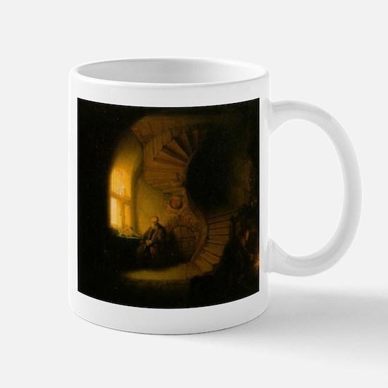 Philosopher in Meditation Mug