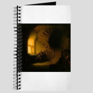 Philosopher in Meditation Journal