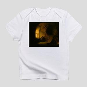 Philosopher in Meditation Infant T-Shirt