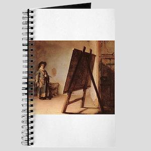 Self Portrait 1626 Journal
