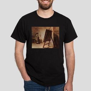 Self Portrait 1626 Dark T-Shirt