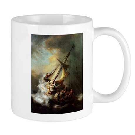 Storm on the Sea of Galilee Mug