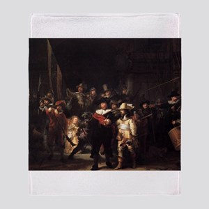 The Nightwatch Throw Blanket
