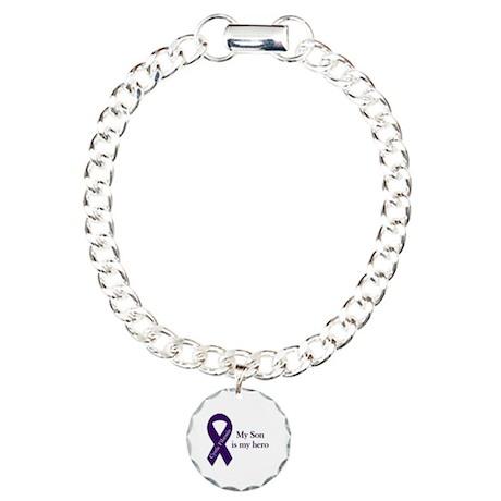 Son CF Hero Charm Bracelet, One Charm