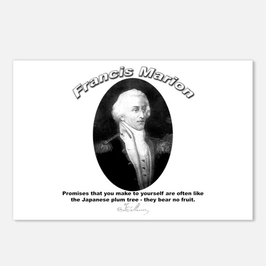Francis Marion 01 Postcards (Package of 8)