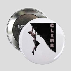 """Climb 2.25"""" Button"""