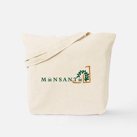 Monsanto Tote Bag