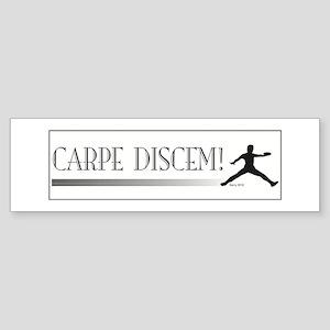 CarpeDiscem Bumper Sticker