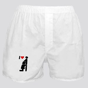 Steak & BJ Day Boxer Shorts