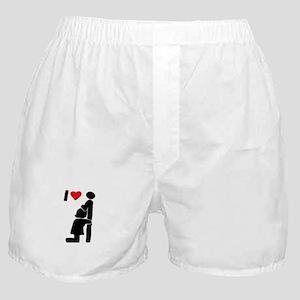Steak & BJ Day Boxer Shorts