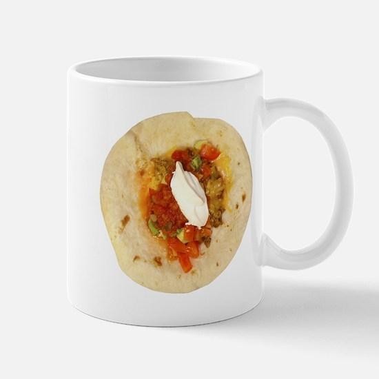 I Love Mexican Food Mug