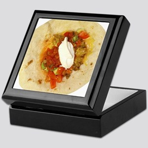 I Love Mexican Food Keepsake Box