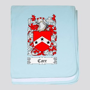 Carr baby blanket