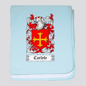 Carlyle baby blanket