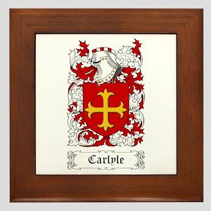 Carlyle Framed Tile