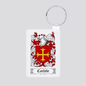 Carlyle Aluminum Photo Keychain