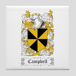 Campbell Tile Coaster