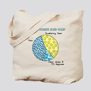 Band Camp Weather Tote Bag