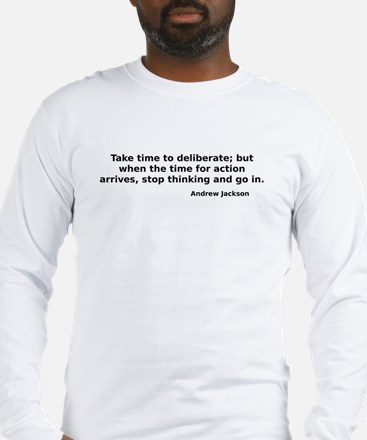 Cute Take action Long Sleeve T-Shirt