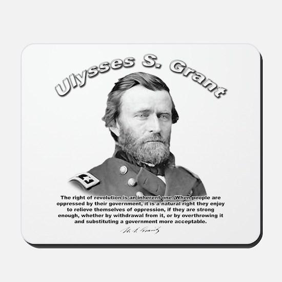 Ulysses S. Grant 02 Mousepad