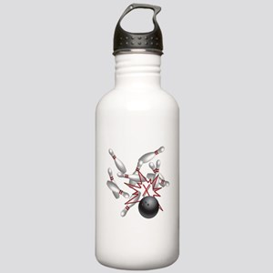 Bowling Stainless Water Bottle 1.0L