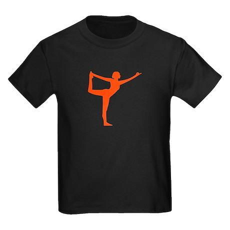 Yoga Kids Dark T-Shirt