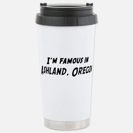 Unique Oregonian Travel Mug