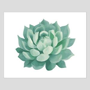 Succulent Beautiful Green Cactus Posters
