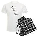 FREE TO BE ME Men's Light Pajamas