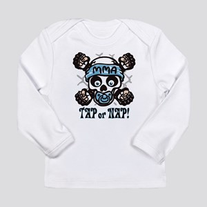 Tap or Nap Long Sleeve Infant T-Shirt