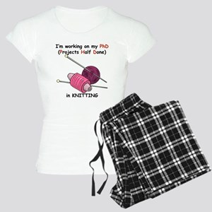 Knitting PhD (projects half d Women's Light Pajama