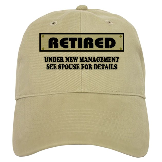 Funny Retirement Gift Retired Under New Mana Baseball