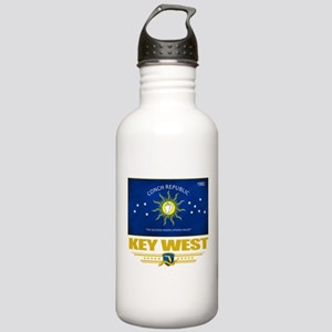 Key West Pride Stainless Water Bottle 1.0L